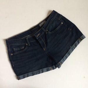 (6) Aeropostale Jean Shorts